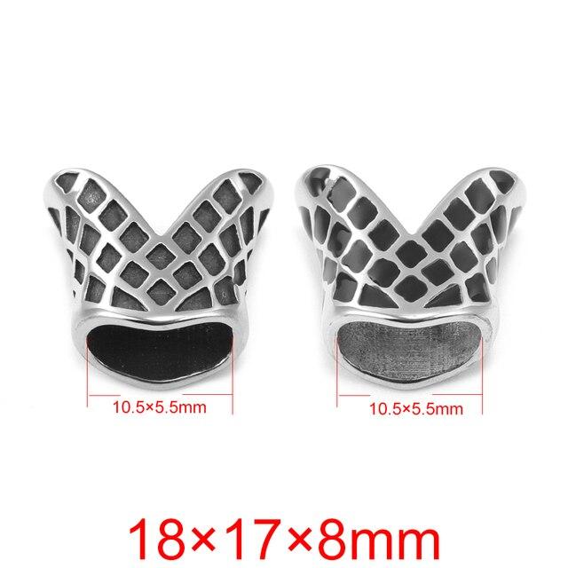 Купить бусины для мужского браслета 10 х5 мм кожаный шнур аксессуары картинки
