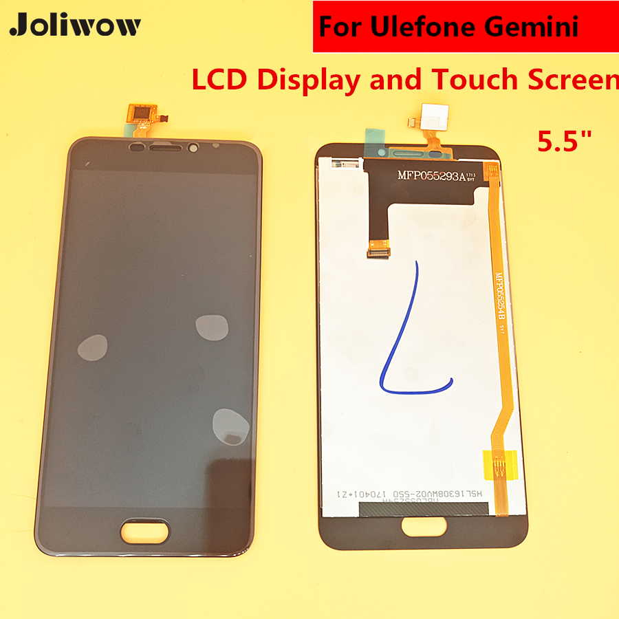 FOR Ulefone Gemini LCD LCD Display and Touch Screen +Tools  Digitizer Assembly Replacement Accessories For Phone 5.5FOR Ulefone Gemini LCD LCD Display and Touch Screen +Tools  Digitizer Assembly Replacement Accessories For Phone 5.5