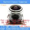 1 4 V20E OV9732 FH8532E Camera Modul 1MP 720P AHD 360 Degree Wide Angle Fisheye Panoramic