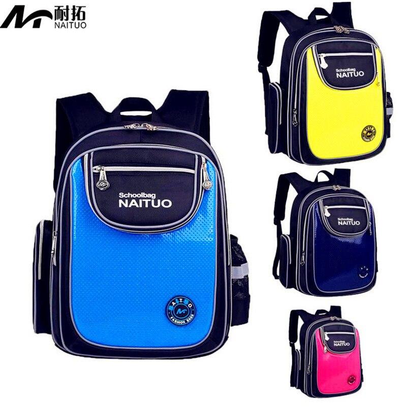 Sacs d'école imperméables réfléchissants de qualité pour enfants pour garçons filles cartable sac à dos sacs pour enfants sacs à dos d'école rugzak mochilas