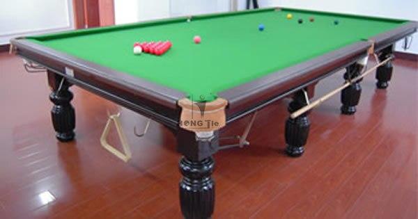 High Classic Of Solid Wood Slate Billiard TableSnooker Tablein - Classic billiard table