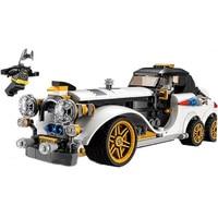 Lepin Genuine Movie Series Building Blocks Super Hero Figure Batman Penguin Car 305pcs Education Toys Gifts