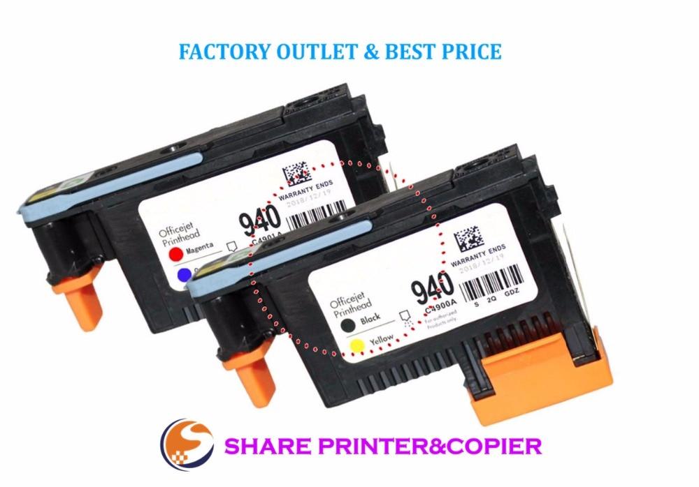SHARE Print Head Printhead C4900A C4901A  For HP 940 Printhead Pro 8000 A809a A809n A811a 8500 A909a A909n A909g 8500A A910a