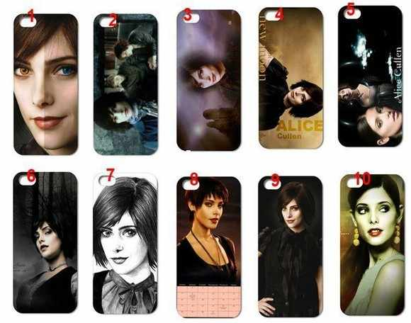 Wholesale New Hot 1pcs alice cullen hard white case cover for iphone 5 5th 5S +free shipping|чехол для iphone|чехол 3|case frog