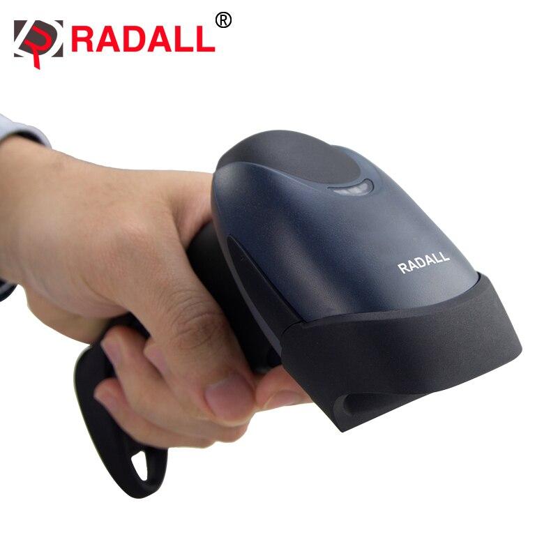 RD-M5 Handheld QR 2D Barcode Scanner Laser Code Reader PDF417 codes USB scaning for POS sysytem стоимость