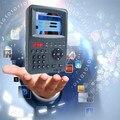 KPT-968Gdigital satllite localizador de 3.5 Polegadas TFT LED Handheld Multifuncional HD satellite Finder & Monitor KPT-968G cccam freeshippin