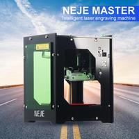 NEJE KZ 3000mw Professional DIY Desktop Mini CNC Laser Engraver Cutter Engraving Wood Cutting Machine Router Dropshipping