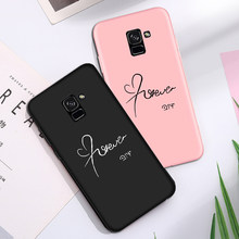 Animal Cover Case for Samsung Galaxy A3 A5 2016 2017 A7 2018 A6 A8 Plus S10 Plus S9 S10e Cat Pattern TPU Silicon Coque Shell(China)