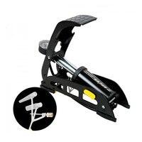 New Foot Air Pump For Car Motorcycle Bicycle Universal Portable High Pressure Steel No Slip Pump