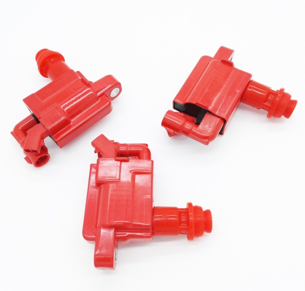 3 PCS Ignition Coil Pack For TOYOTA LEXUS GS300 IS300 SC300 VVT-i SUPRA ARISTO 2JZ-GTE 2JZ-GE 2JZ 90919-02216