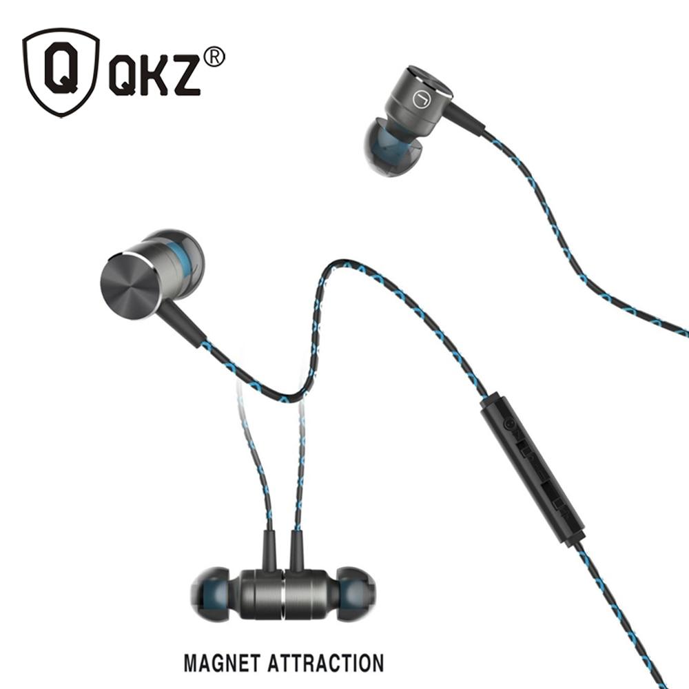 Genuine QKZ X41M Special Edition in Ear Professional In ear Headphone Clear Bass Metal Earphone go