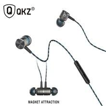 Genuine QKZ X41M Special Edition in-Ear Professional In-ear Headphone Clear Bass Metal Earphone go pro fone de ouvido