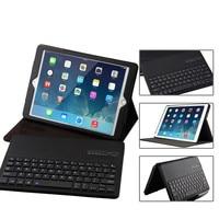 GOOJODOQ Case For IPad Mini 1 2 3 4 Bluetooth Keyboard Case PU Leather Smart Cover