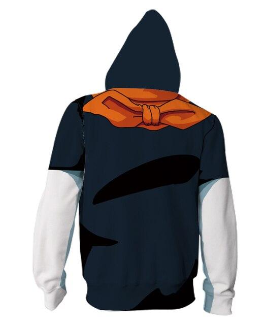 Dragon Ball Z Super Saiyan Son Goku Hoodie