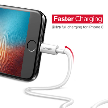 Fast Charging USB Cable for iPhone - Apple MFi Certified 1