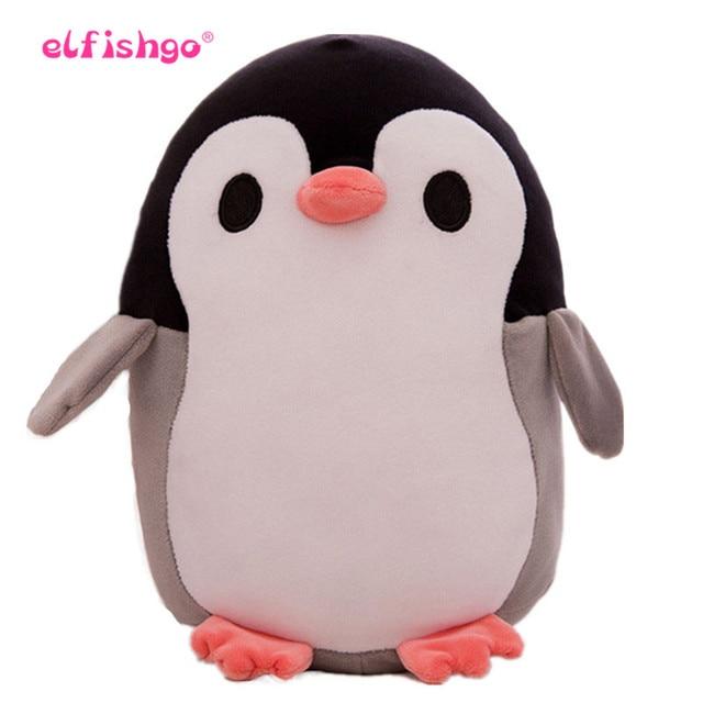 Bonito Mini Brinquedo do Urso Polar de Pelúcia Bicho de pelúcia Boneca Pinguim De Pelúcia para Crianças Meninas Brinquedos Macios