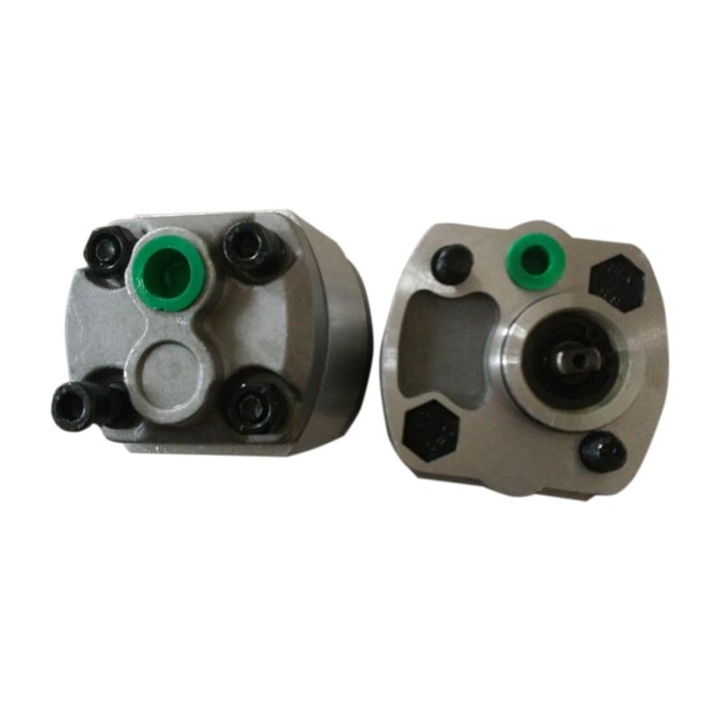 Hydraulic gear pump CBK-F6.0 CBK-F7.0 CBK-F8.0 aluminium alloy high pressure oil pump dean zx cbk
