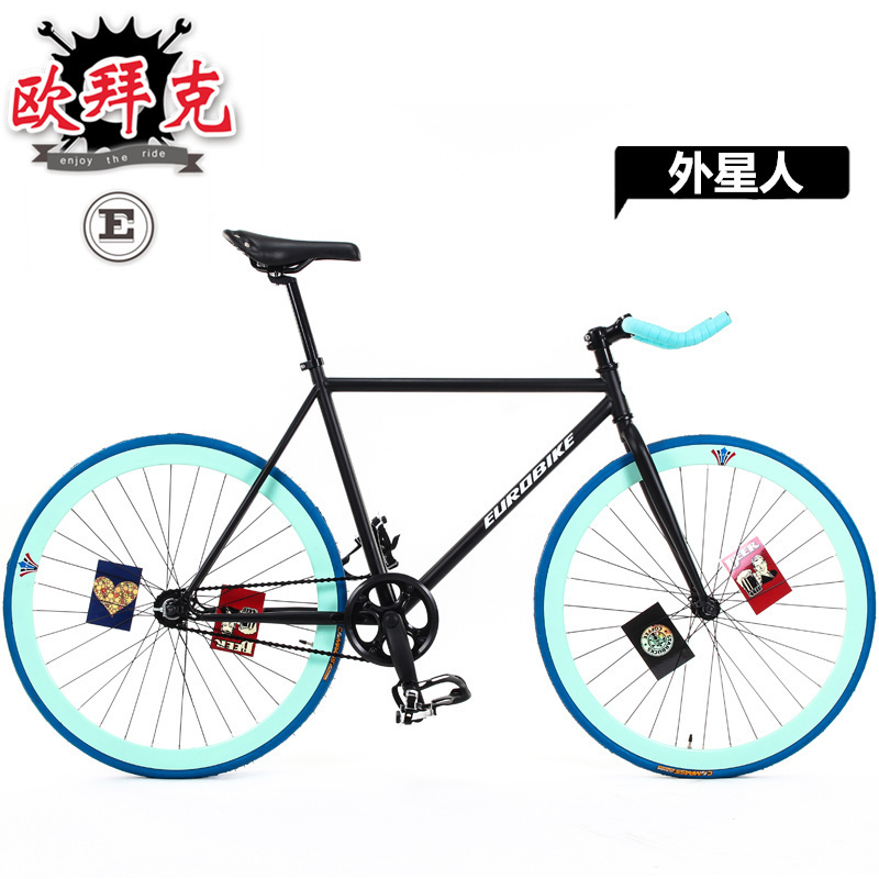 Aliexpress.com : Buy 46cm/52cm Size Complete Fixed Gear Bike ...