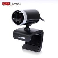 A4TECH PK 910H Webcam HD 1080P USB Filmadora With Mic Web Cam For Notebook Laptop Desktop Automatic Web camera
