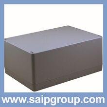 2014 New Saip IP67 295 210 120mm enclosure aluminium waterproof box SP AG FA69