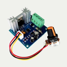 PWM DC motor speed control module / gear motor controller / microcontroller development circuit DC12V 24V