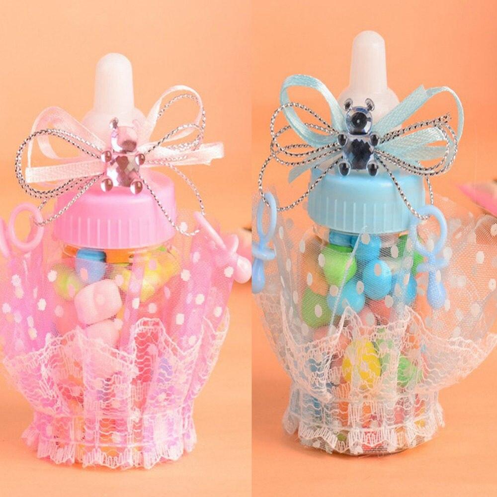 Online Shop 10pcs/lot Small Toffee-shaped Transparent Plastic Box ...