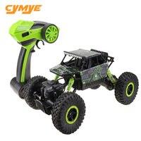 Cymye Racing RC Car 1:18 High Speed 2.4GHz Wireless Remote Control Car