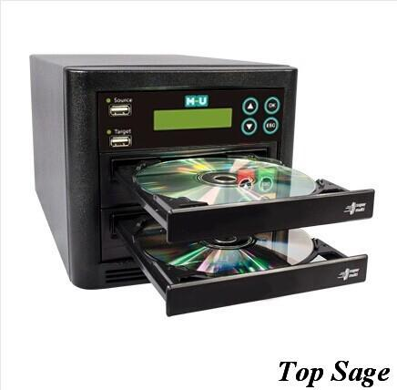 Functional  Duplicator Multimedia replicator Disc / HDD / flash memory card to copy any conversion data