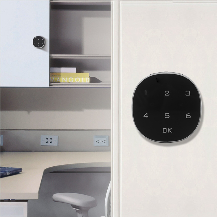 Electronic Cabine Lock Drawer Combination Digital Lock ...