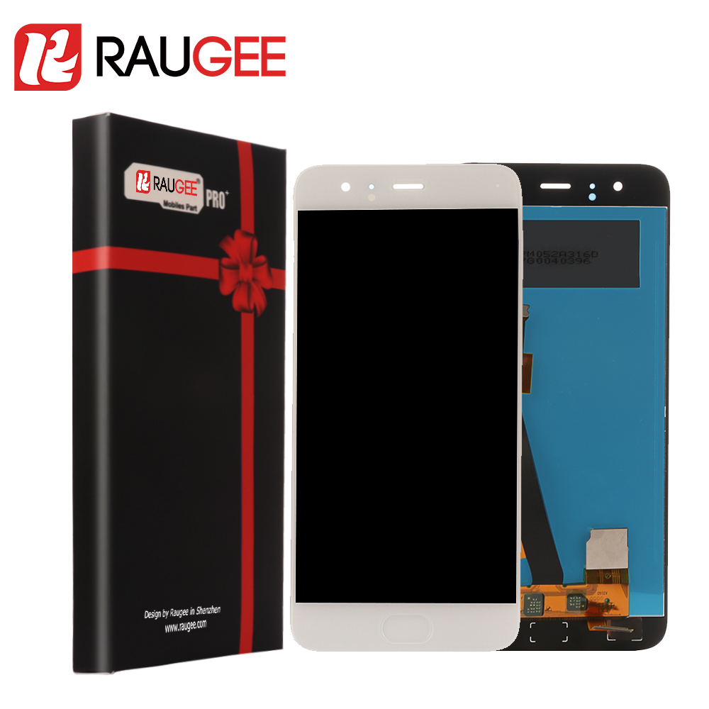 Raugee For <font><b>Xiaomi</b></font> Mi6 Tested LCD Screen Display +Touch Screen Digitizer Replacement For <font><b>Xiaomi</b></font> Mi6 <font><b>MI</b></font> 6 5.15