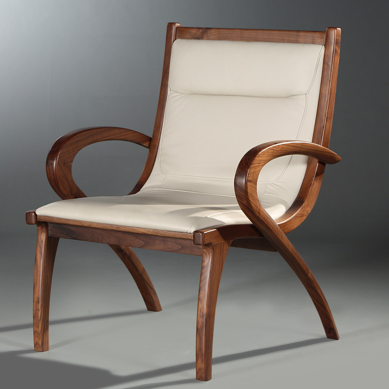 Online get cheap black wood chair North american wood furniture