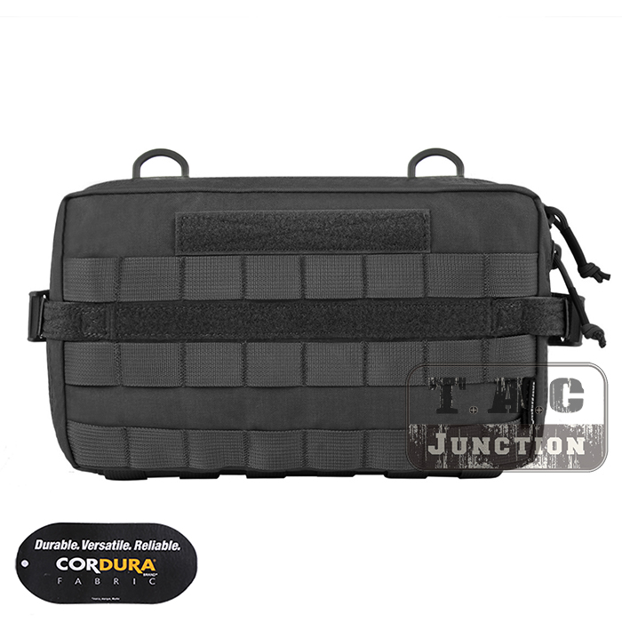 Emerson Tactical MOLLE Modular Accessory Pouch EmersonGear Multi-Purpose Debris Waist EDC Bag Utility Gadget Gear Carrier emerson molle tactical edc gp op pouch emersongear military hunting airsoft utility accessories admin organizer waist packs bag