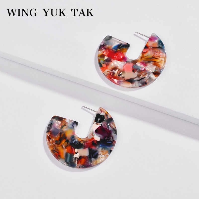 735ab5e96 Detail Feedback Questions about wing yuk tak Fashion Korean Earrings ...