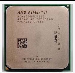 AMD Athlon II X4 630 X4-630 2.8 GHz Quad-Core CPU Processeur ADX630WFK42GI ADX630WFK42GM 95 W Socket AM3 938pin