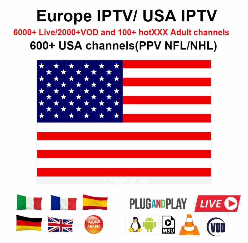 Panda IPTV Android TV Box APK Solovox V9S + Arabic French Italy