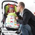 0-12Month Bebé Saco de Dormir de Viajes poussette Envolvente Cochecito Caliente Portadores Cochecito Saco de Silla Del Asiento de Coche