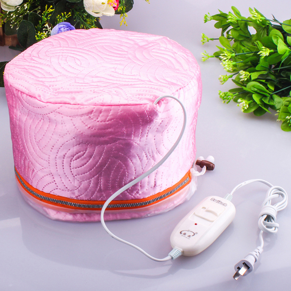 3 Class temperature control hair mask heated cap membrane electric heating cap hot oil cap hair care evaporation cap