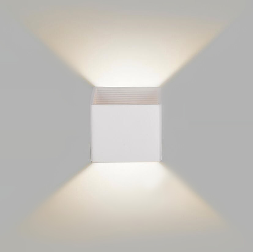 Modern Led Wall Light 10w Cob Home Decoration Wall Lamp For Bedroom Bedside Aluminum Wall Sconce Bathroom Lighting Fixture Led Indoor Wall Lamps