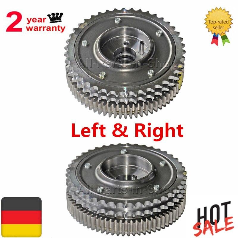 AP02 Links + Rechts Intake Nockenwelle Teller Für Mercedes W164 W221 W203 C350 C280 CLK350 E350 2720504547 2720505247 2720505347