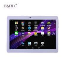 Bmxc 10 «планшет Android 5.1 Octa core 4 ГБ Встроенная память 32 ГБ 5MP и dual sim OTG WI-FI GPS Bluetooth телефон Tablette ПК компьютер 1280*800