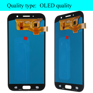 """Image 3 - Super Amoled 5.7"""" LCD For Samsung Galaxy A7 2017 A720 A720F Display Touch Screen Digitizer Assembly LCD for Galaxy A7 2017 Duos"""