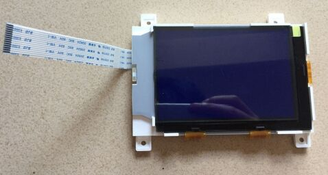 Original new for Yamaha PSR S500 S550 S650 MM6 LCD screen display panel 4 display yamaha S500 lcd screen jada