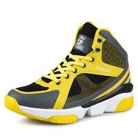 Mannen Jordan Basketbal Schoenen China Qiaodan Zapatillas Maat 36-45 Hoge Top Rubber mannen Sneakers nieuwe jordans 2016 Gratis Verzending
