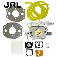 Carburetor Fuel Line Repair Kit Fits Husqvarna 136 137 141 142 Chainsaw