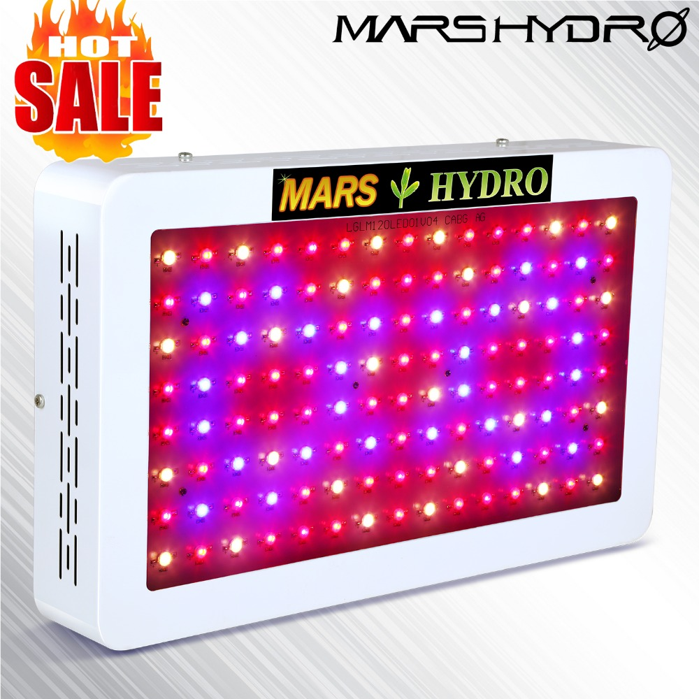 Marshydro 600W Full Spectrum LED Grow Light Panel Indoor Plant for Greenhouse Medical Gardening