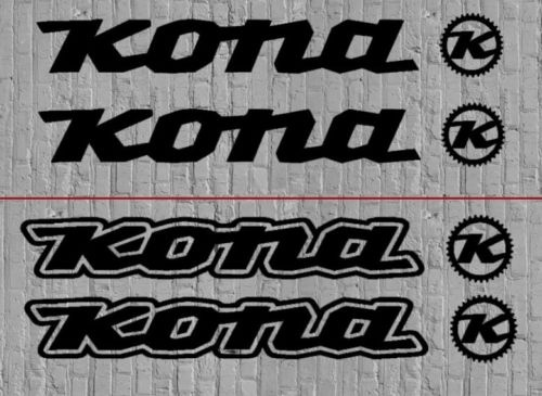 Rock Shox SID 2018 Mountain Bike Cycling Decal Kit Sticker Adhesive White
