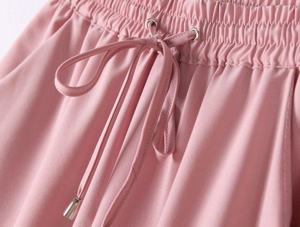 Helisopus 2019 Musim Semi Musim Panas Celana Harem Fashion Gaya Baru ... 940da4ae11