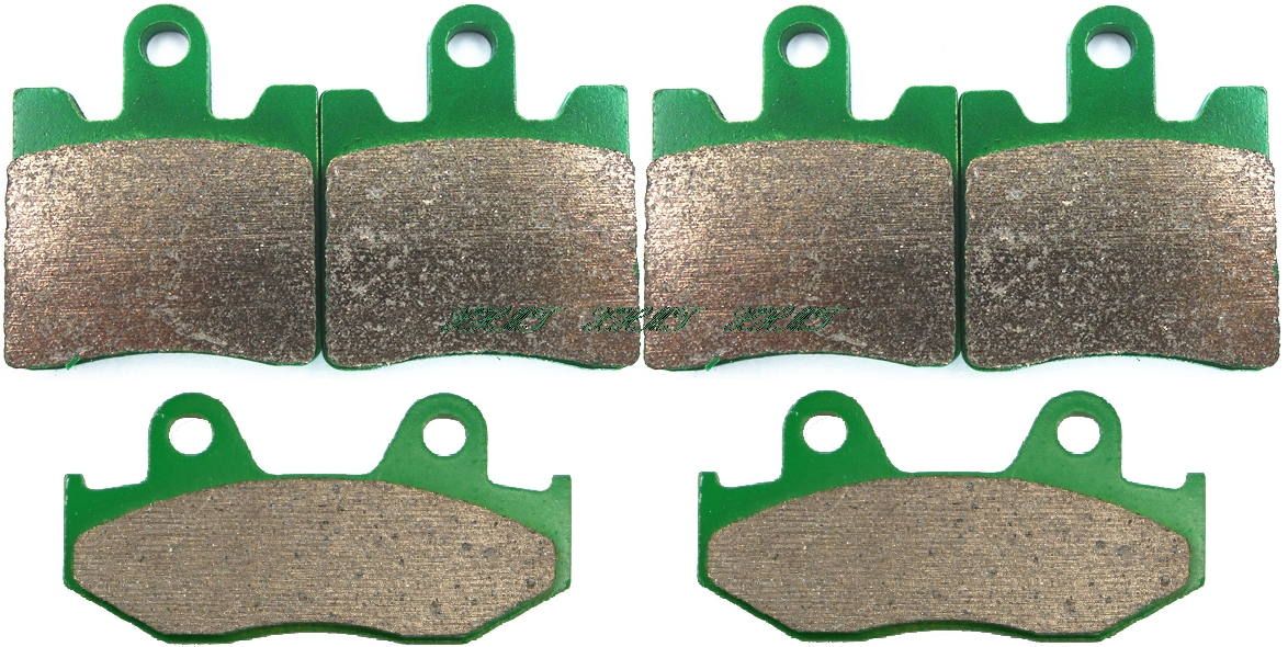 Brake Pads For Suzuki An250 An 250 Burgman 1996 1997 1998 1999 2000 2001 2002 / An400 An 400 99-00/ Skywave 250 Type Ii 1998 &Up