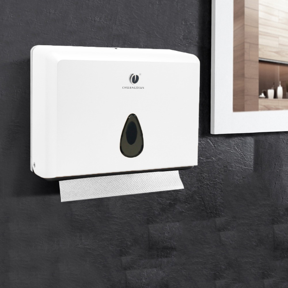 CHUANGDIAN Wall Mounted Tissue Box Bathroom Rest Room Waterproof Toilet Paper Holder Wall Mounted Hand Paper Towel DispenserCHUANGDIAN Wall Mounted Tissue Box Bathroom Rest Room Waterproof Toilet Paper Holder Wall Mounted Hand Paper Towel Dispenser