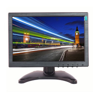 Factory Direct Selling 10 1 1280 800 High Resolution 10 Inch Lcd Monitor